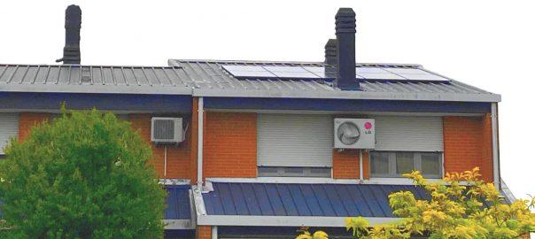 Fotovoltaico e caldaia con pompa di calore gratis? Lo abbiamo fatto!