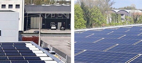 Realizzazione di due impianti fotovoltaici in provincia di Padova